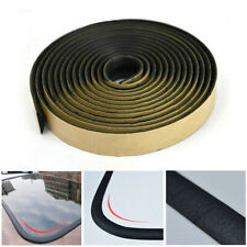Car 5M Rubber Seal Strip Trim Triangular Sunroof Windshield Weatherstrip Replace