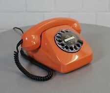 RB & Co Post BP Telefon Wählscheibentelefon FeTAp 611- 2 Lachs Bj. 10.74 Vintage