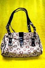 EXTREMELY EUC! PRE OWNED GUESS SATCHELL HANDBAG! CLEAN, SMOKE FREE PURSE!