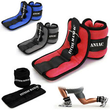 New Strength Training Home Gym Ankle/Wrist Straps Pro Weight Lifting Attachments