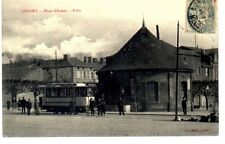 (S-92779) FRANCE - 54 - LONGWY CPA TRAMWAY ELECTRIQUE