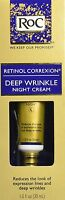 RoC Retinol Correxion Deep Wrinkle Night Cream, 1 Oz / Free Worldwide Shipping