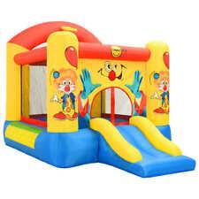 Happy Hop Springkussen met Glijbaan PVC Kinderen Sringkussens Speeltoestel