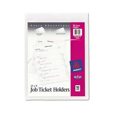 Avery Job Ticket Holder - 75009
