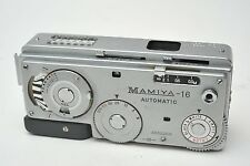 Mamiya 16 Automatic-Spy Camera Miniature