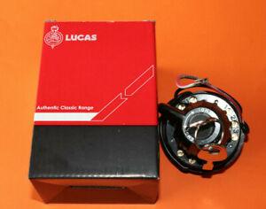 GENUINE LUCAS PRS8 IGNITION LIGHTING SWITCH TRIUMPH 3TA 5TA 6T T110 T120 LU31443