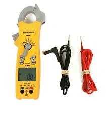 Fieldpiece SC440 TRUE RMS Essential Clamp Meter Multimeter with Test Leads