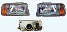HEADLIGHT ELECTRIC SUZUKI VITARA 3 DOORS, 4WD MODEL 1989 95 PAIR L R AFTERMARKET
