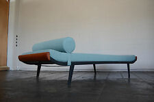 Sofa daybed 60er años Teak Danish vintage sofá sillón 60er 50er 70er