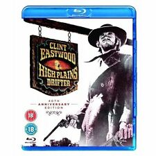 Clint Eastwood High Plains Drifter 1973 Supernatural Wester Classic UK Blu-ray