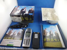 Nokia 6310 i 6310i AUSSTELLUNGSGERÄT Silber Silver OVP wie NEU MADE IN GERMANY