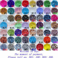 Free shipping 100 PCS swarovski crystal 4mm #5301 Bicone Beads