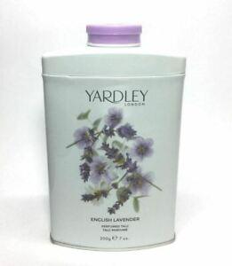 Yardley English Lavender Perfumed Talc 200 g