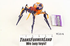 Blackarachnia 100% Complete Deluxe Universe Transformers