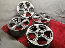 17 INCH GENUINE FORD FIESTA ST ALLOY WHEELS / PX AVAILABLE