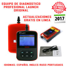 ORIGINAL LAUNCH CREADER VI OBD2 OBDII 2017 DIAGNOSI PROFESSIONALE MULTIMARCA