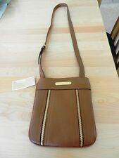 Michael Kors Moxley Crossbody Leather Handbag  MSRP $148