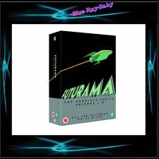 FUTURAMA- COMPLETE SERIES SEASONS 1 2 3 4 5 6 7 8  ** BRAND NEW DVD BOXSET**