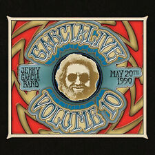 Jerry Garcia Band 5/20/1990 GarciaLive Vol 10 - 2xCD - NEW Grateful Dead