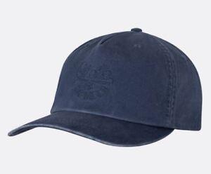GLOBE MYLES SNAPBACK CAP IN OMBRE BLUE FREE POSTAGE