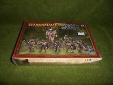 Warhammer Fantasy Tiermenschen 10 Gors Gorherde (Neu)