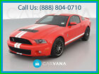 2012 Ford Mustang Shelby GT500 Coupe 2D AdvanceTrac Power Door Locks Rear Spoiler Premium Wheels 19+ Leather Racing