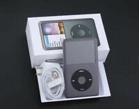 ✔New Apple iPod Classic 7th Generation 160GB Black (Latest Model) - Sealed✔