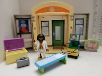 Playmobil 2015  DR OFFICE with Accessories- Fast shipping