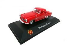 Wartburg 313/1 Sport 1:43 Voiture ATLAS Model Car DDR021