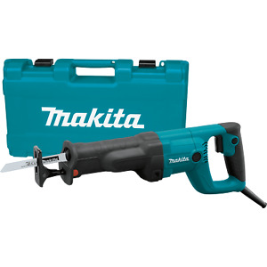 Makita JR3050T-R 11 AMP Reciprocating Saw with Case