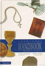 NEW Zondervan Handbook of Christian Beliefs Bible Reference J I Packer Hardcover