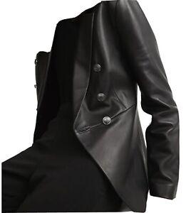 Witchery Leather Blazer - Brand New !