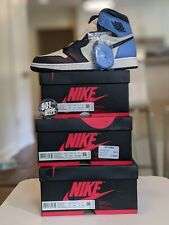 Jordan 1 Obsidian UNC x3 Sizes 9.5, 10, and 10.5 DSWT With Receipt 555088 140