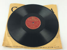 Deep Down In Your Heart & Kate: Dick Jurgens Orchestra - Columbia 78 RPM Record
