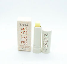 Fresh Sugar Advanced Therapy Lip Treatment Clear Translucent Travel Size 2.2g