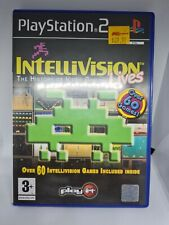 Intellivision Lives: The History Of Video Gaming PS2 Game PlayStation 2