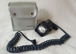 Sony HVL-50D Continues Lighting Unit 45W + Case Working Perfect Condition