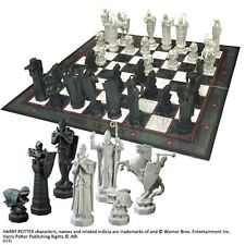 Harry Potter Wizard Chess Set Final Challenge Chess Set Noble NN7580
