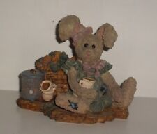 Boyd's Bear 1994 Figurine Carrot Juice #2269 5E/1961