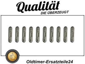 10x Oldtimer Sicherung Sicherungen Autosicherungen Keramiksicherung /  8A, weiß