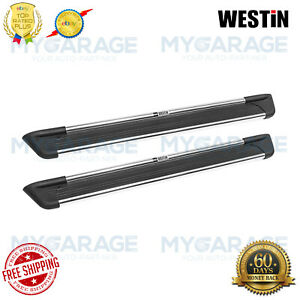 Westin For 99-18 Chevrolet Sure Grip Running Boards 27-6630