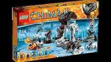 Lego Chima - 70226 la fortaleza de los mamuts/Mammoth 's STRONGHOLD-nuevo & OVP