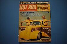 Hot Rod Magazine October 1975