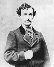 New 11x14 Photo: John Wilkes Booth, Assassin of President Abraham Lincoln