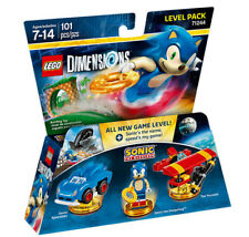 Lego DIMENSIONS Sonic The Hedgehog (71244)