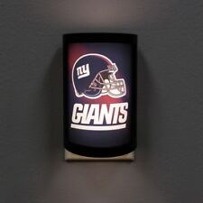 New York Giants Night Light Light Sensing