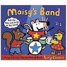 Maisy's Band by Lucy Cousins c2012, NEW Hardcover