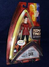 "Star Trek Deep Space Nine TRIALS & TRIBBLE-ATIONS JADZIA DAX 7"" Figure Diamond"