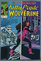 Kitty Pryde and Wolverine #1 1984 [Chris Claremont] Marvel g