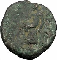 Antiochus I Soter  Seleucid Kingdom Ancient Greek Coin APOLLO Arrow i32009